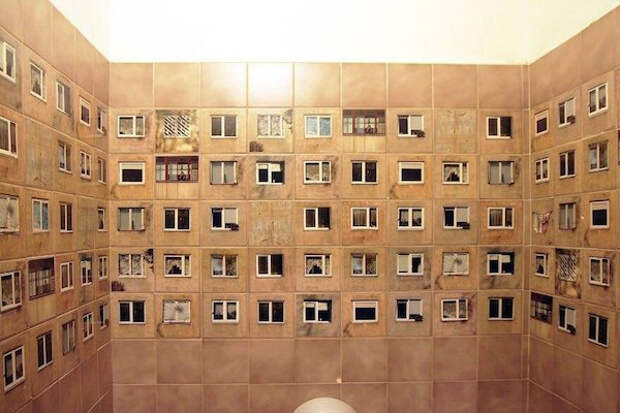 22 фотографии сзабавными оптическими иллюзиями, которые собьют столку любого