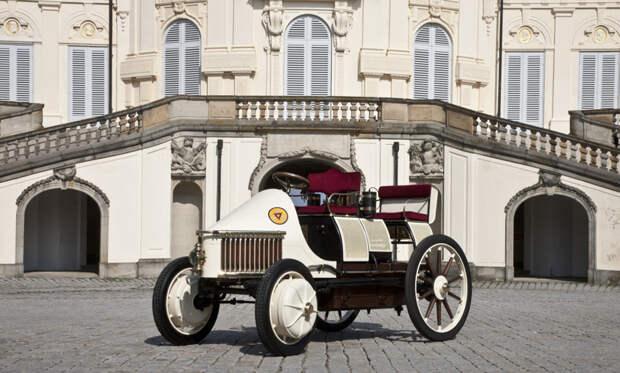 Немецкий гибрид авто, история, факты