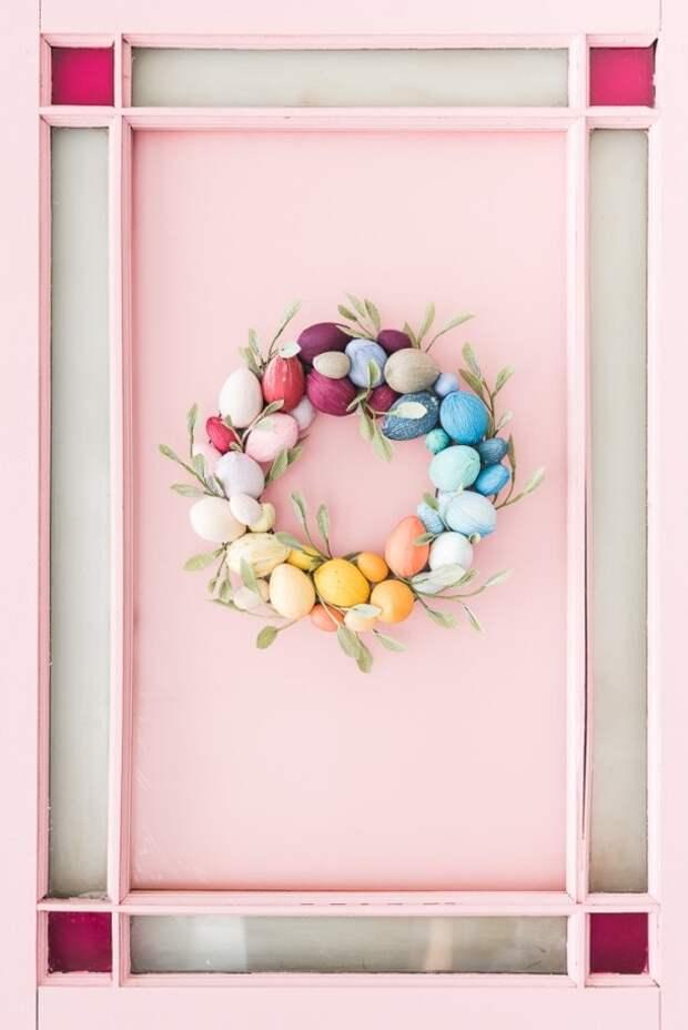Милые Пасхальные украшения: создаем атмосферу весеннего праздника