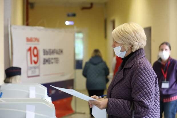 На Камчатке и Чукотке подсчитывают голоса