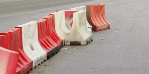 Плохо уложенный асфальт в 3-м Балтийском переулке переделают до середины сентября