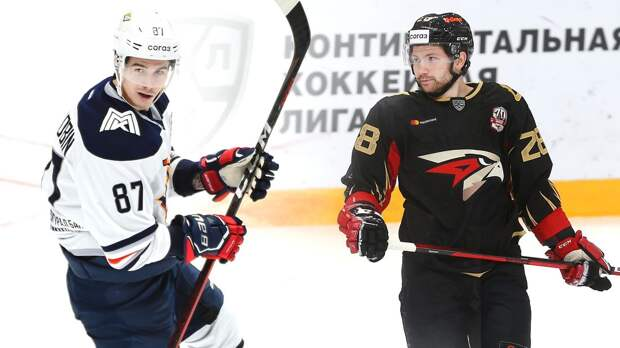 Толчинский и Голдобин — главные герои плей-офф КХЛ и давние друзья. Они должны вместе сыграть за сборную России