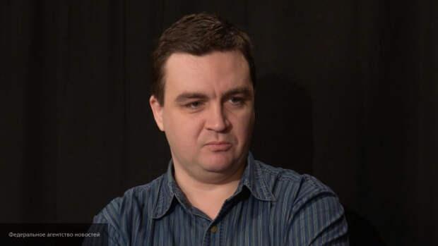 Александр Роджерс: Деньги на переворот в Белоруссии закончились