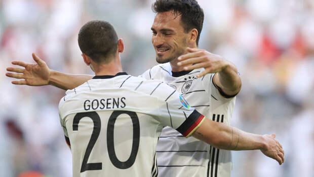 Германия иПортугалия могут непопасть вплей-офф? Расклады перед последним туром в «группе смерти» Евро