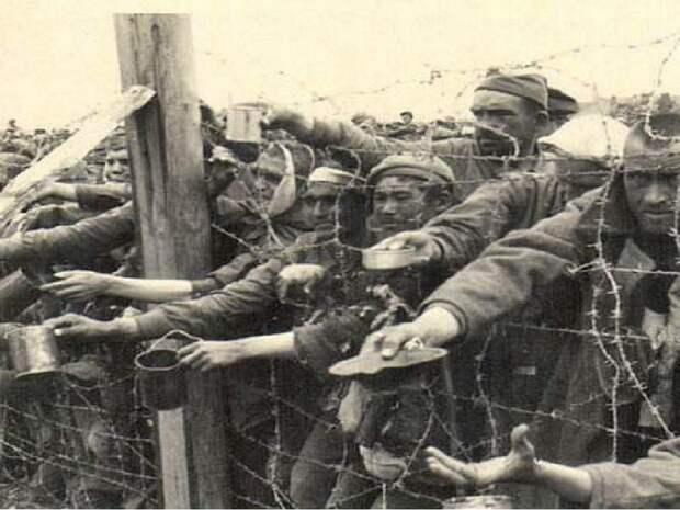 Историк рассказал об убитых англичанами тысячах советских пленных в 1945 году (ФОТО)