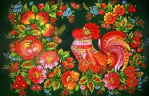 Art: Секреты Петриковской росписи, которая стала визитной карточкой Украины