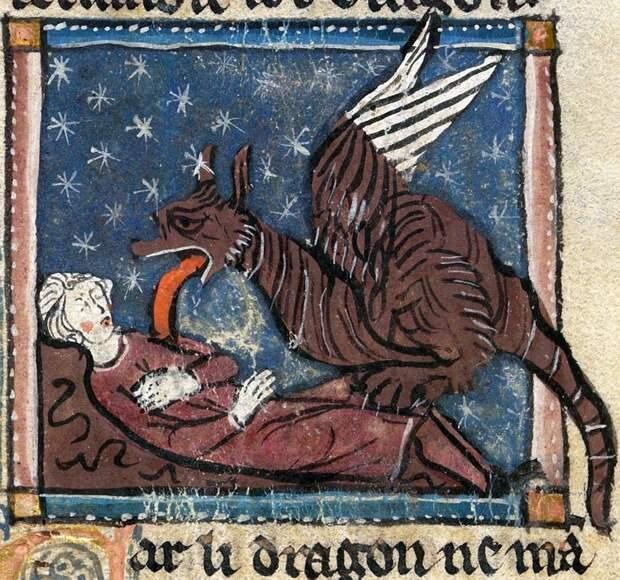 9 простых правил занятия сексом в Средневековье