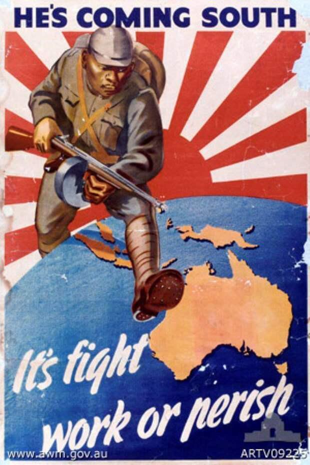 И примкнувшая к ним Австралия...