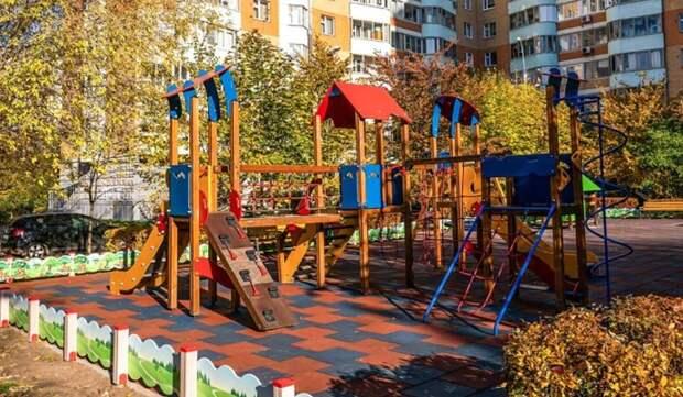 В трех районах Москвы появились новые зоны отдыха и променады
