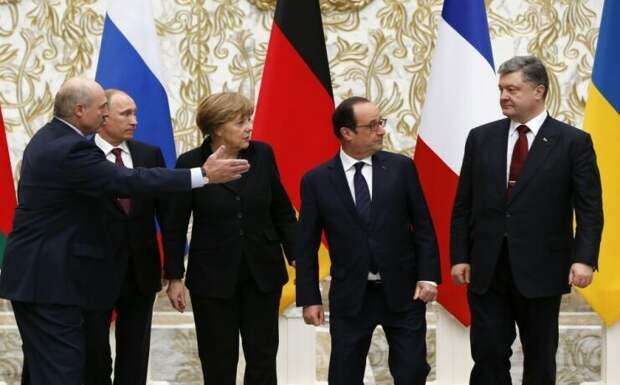 Украина готовится разорвать Минские соглашения из-за России