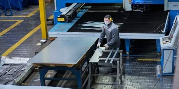 Сергунина: Объем инвестиций в новые технопарки в Москве превысил 17 млрд рублей. Фото: Е. Самарин mos.ru