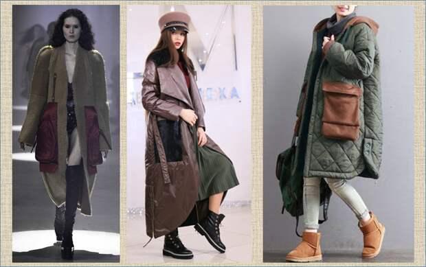 О переделке весеннего пальто: две идеи и более 50 воплощений