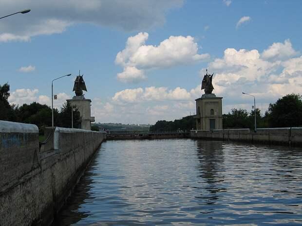Экскурсия, посвящённая мифам и легендам Канала имени Москвы, пройдёт 15 апреля