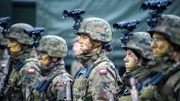 Польша задалась целью по удвоению численности своей армии