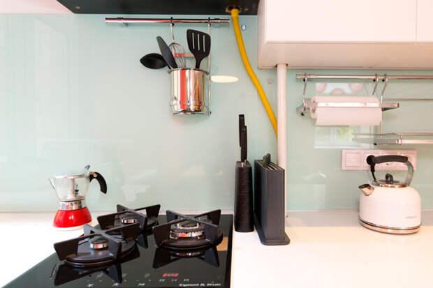 Кухня с мини-техникой