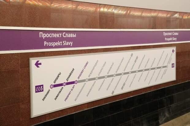 Бесхозный предмет заблокировал работу станции петербургского метро