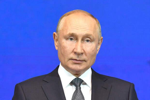 Путин назвал традиционные семейные ценности залогом успеха страны