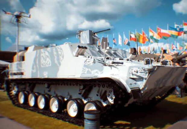 Российские военные показали новую БМП-3 с круглосуточным беспилотником. Это само совершенство! (2021)