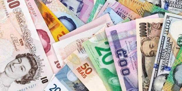 Официальные рыночные курсы инвалют на 28 июля установил Нацбанк Казахстана