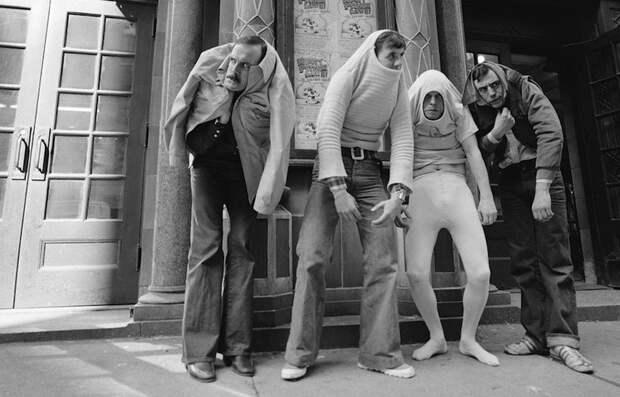 Мистер Антиутопия: рыцари, маски и шуты Терри Гиллиама