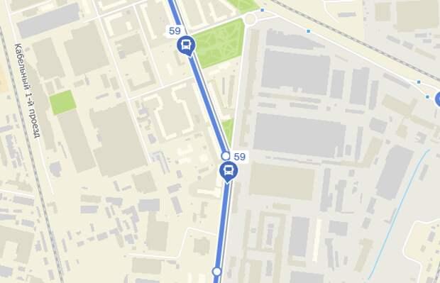 Остановку «Лефортовский рынок» перенесли в обе стороны на Авиамоторной улице