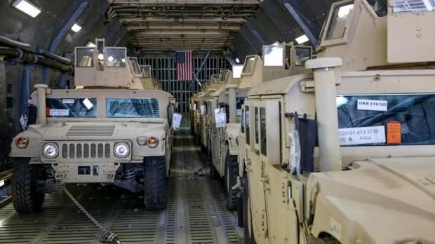 Генерал ВСУ: поставки военной помощи Украине зависят от встречи Байдена и Путина