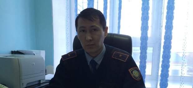 Полицейский начальник подозревается в совершении «пьяного» ДТП на пути на работу в ЗКО