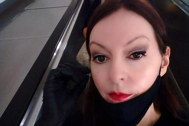 Алина Витухновская: «Писать – это не быть»