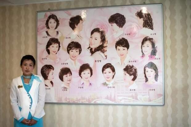 Каторга задлинные волосы. Как молодежь в Северной Корее борется за право быть красивыми