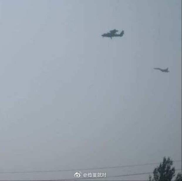 Самолет ДРЛО Xian KJ-600 для ВМС НОАК