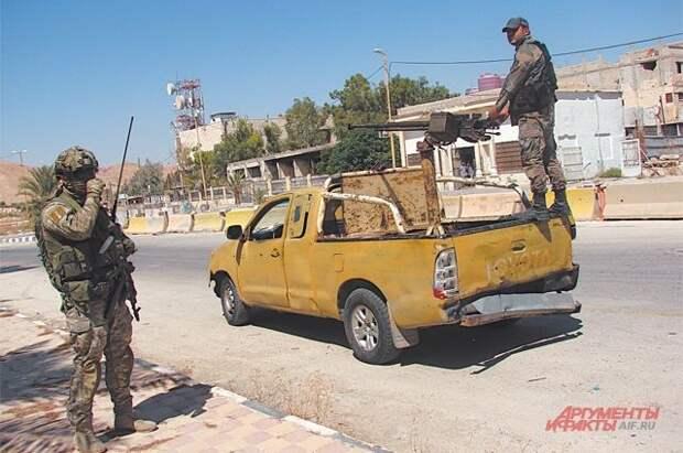 При нападении террористов в Идлибе погибли двое сирийских военных