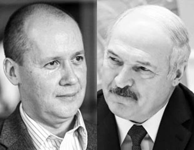 После ареста Виктора Бабарико Валерий Цепкало (слева) стал главным конкурентом Александра Лукашенко