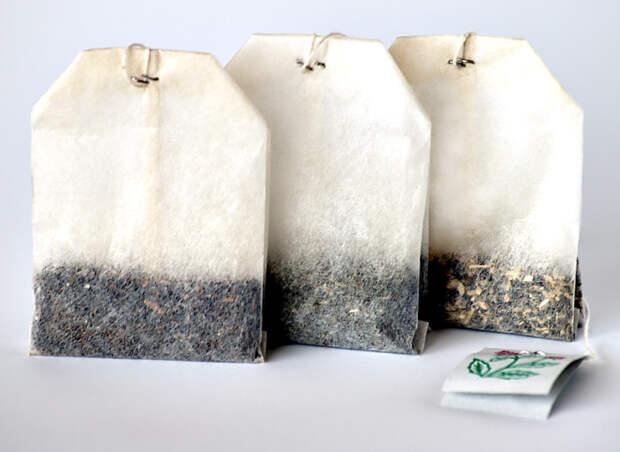 Чайные пакетики - случайное изобретение.