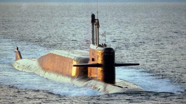 """В США бесшумную """"Акулу"""" российского флота назвали кошмаром Пентагона"""