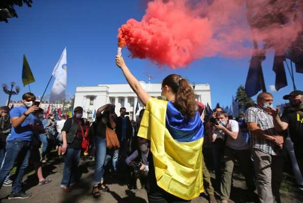 Внешняя политика Украины как эксперимент