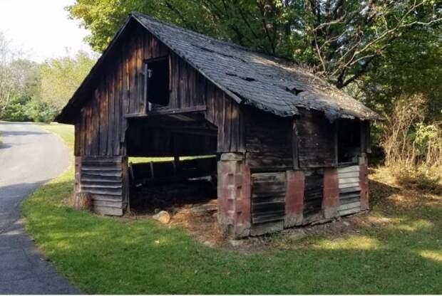 Семейная пара преобразила заброшенную ферму в Пенсильвании