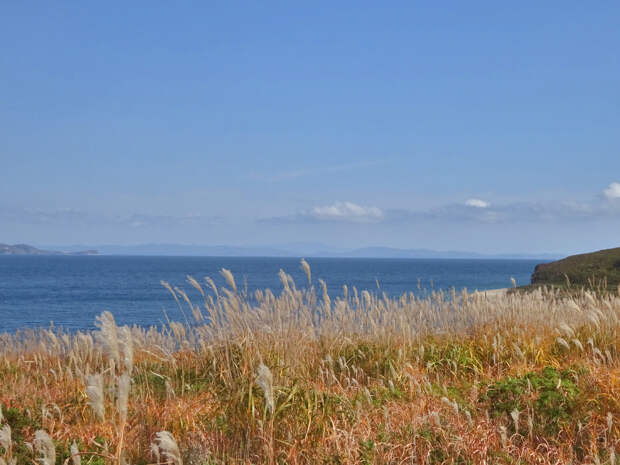 Путешествие на остров Путятина. Последние минуты на острове.