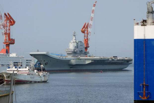Перспективы развития авианосного флота ВМС НОАК