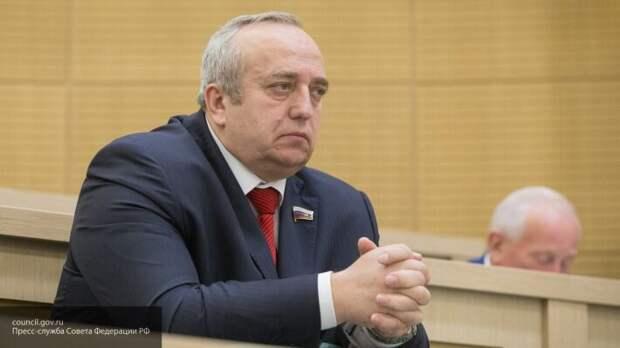 Клинцевич считает, что Запад не исключает возможность военного конфликта с Россией