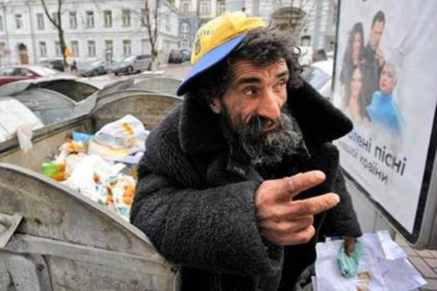 Пока бастуют шахтеры: русофобия довела Украину до нищеты