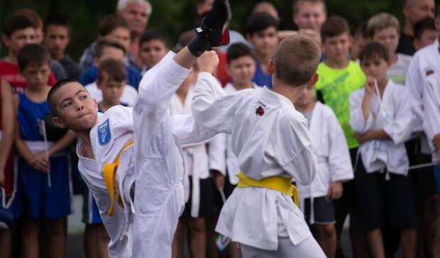 Оренбуржец Тимофей Панфилов привёз бронзу с всероссийского фестиваля по каратэ