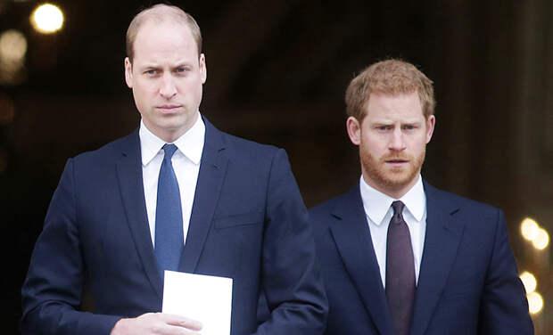 Гарри и Уильям пойдут порознь и без военной формы: что известно о похоронах принца Филиппа