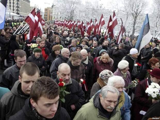«Война неизбежна». Почему в Эстонии захотели выйти из ЕС
