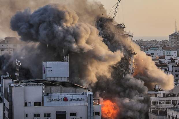 Израильская армия готовит наземную спецоперацию в секторе Газа