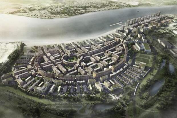 Мэрия Лондона утвердила план строительства «Барселоны на Темзе»