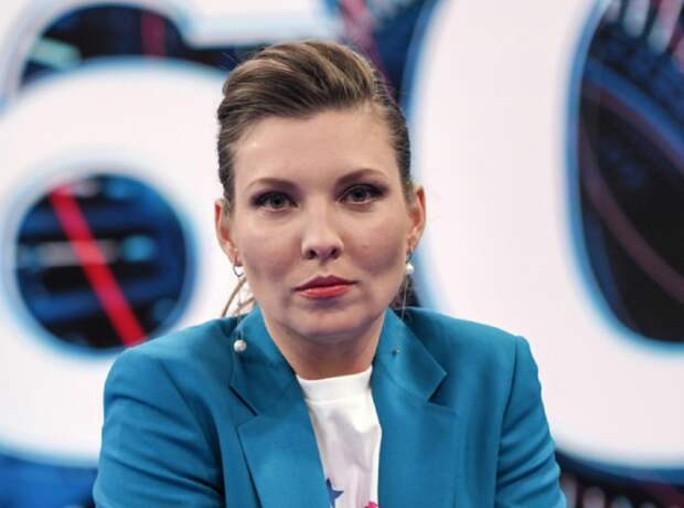 Скабеева остро ответила на издевательство Киева над затопленным Крымом