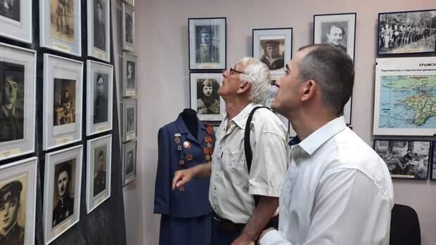 В Крымскотатарском музее культурно-исторического наследия открылась экспозиция «Дорогами Победы»