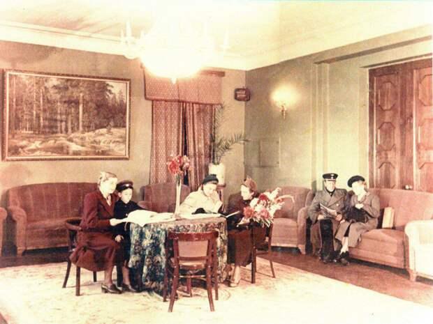 Жизнь Советского Союза в фотографиях. 1950-е — 1