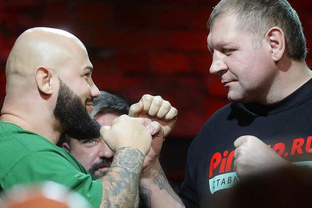 Джиган готов драться с Емельяненко за 50 млн рублей