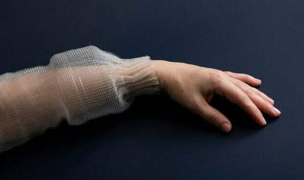 Цифровая ткань сделает из футболки компьютер